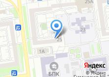 Компания «Белгородская оконная компания» на карте