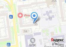 Компания «Ситилаб-Белгород» на карте