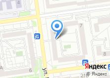 Компания «Благострой С» на карте