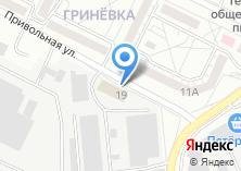 Компания «Белогорье» на карте