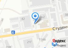 Компания «Северное-2» на карте