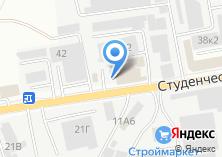 Компания «Сибирский Лес Белгород» на карте
