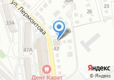 Компания «СтандартЦемент» на карте