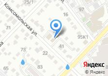 Компания «Русская» на карте