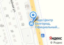 Компания «Энкор» на карте