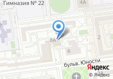 Компания «Распродажа» на карте