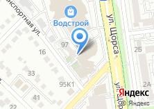 Компания «Двери VIP» на карте