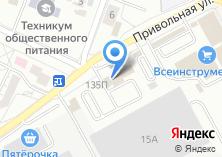 Компания «РК 31» на карте