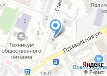Компания «Участковый пункт полиции №16» на карте