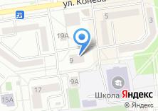 Компания «Окна Руси» на карте