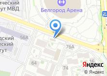 Компания «Гринго» на карте