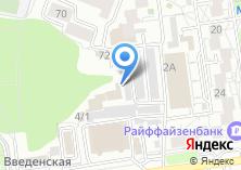 Компания «Семь Диванов» на карте