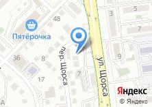 Компания «Адвокатский кабинет Супрунец Л.В» на карте