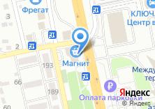 Компания «Антенны тут» на карте