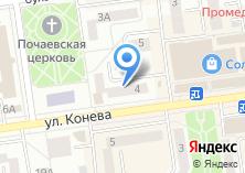 Компания «Микроденьги» на карте