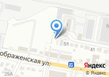 Компания «Динамит» на карте