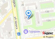 Компания «Замки» на карте