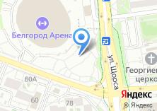 Компания «Областной центр волейбола» на карте