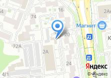 Компания «Фабрика праздников» на карте