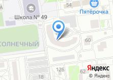 Компания «Проф-Инстал» на карте