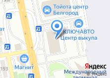 Компания «Мебель Черноземья» на карте