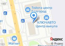 Компания «Ваша кухня» на карте