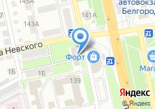 Компания «БТИ Белгородского района» на карте