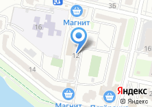 Компания «Автономная некоммерческая организация» на карте