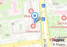 Компания «Ариелла» на карте