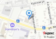 Компания «Триада-СБ» на карте