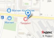 Компания «Электромаш-сервис» на карте