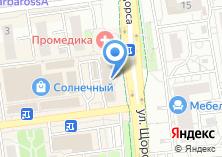 Компания «Витражстрой» на карте