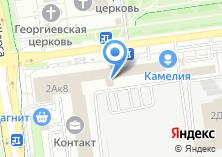 Компания «Автоформула» на карте