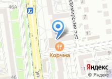 Компания «Gladko.pro» на карте