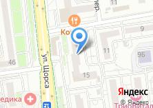 Компания «Парикмахерская низких цен» на карте