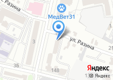 Компания «Адвокатский кабинет Макошенко М.И» на карте