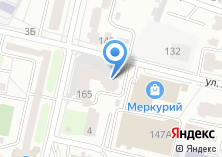 Компания «Кафедра» на карте