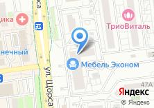 Компания «Строительно-монтажный трест №1» на карте