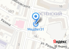Компания «Арбитражный управляющий Коптяева Дарья Павловна» на карте