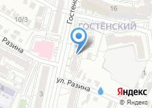 Компания «Промтовары Фреш» на карте
