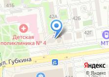 Компания «Рыбацкий дворик» на карте