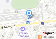 Компания «Пельменная Дюжина» на карте