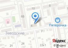 Компания «Дортех» на карте