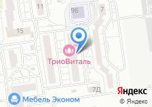 Компания «Зоомаркет» на карте