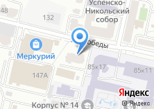 Компания «Brow bar» на карте
