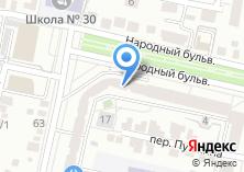 Компания «Yamal31@yandex.ru» на карте