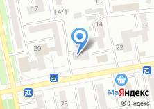Компания «Патина» на карте