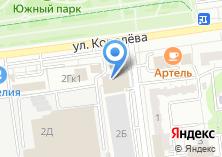 Компания «Студия красоты Романа Киселева» на карте