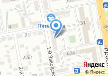 Компания «Военная гарнизонная поликлиника №64» на карте