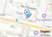 Компания «Нотариус Карнаухов О.В» на карте